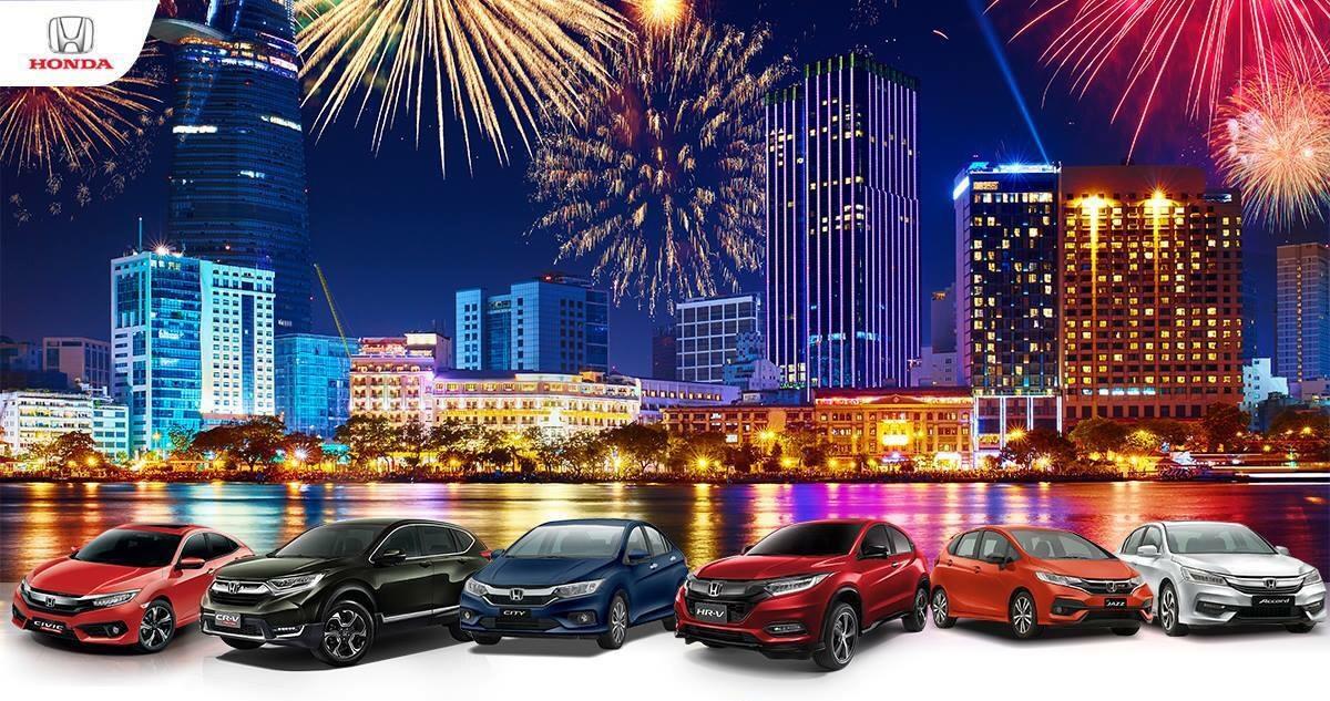 Honda Việt Nam công bố Kết quả kinh doanh tháng 8/2018