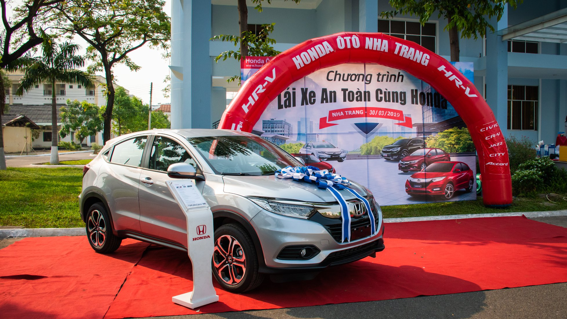 LXAT cùng Honda Ôtô Nha Trang