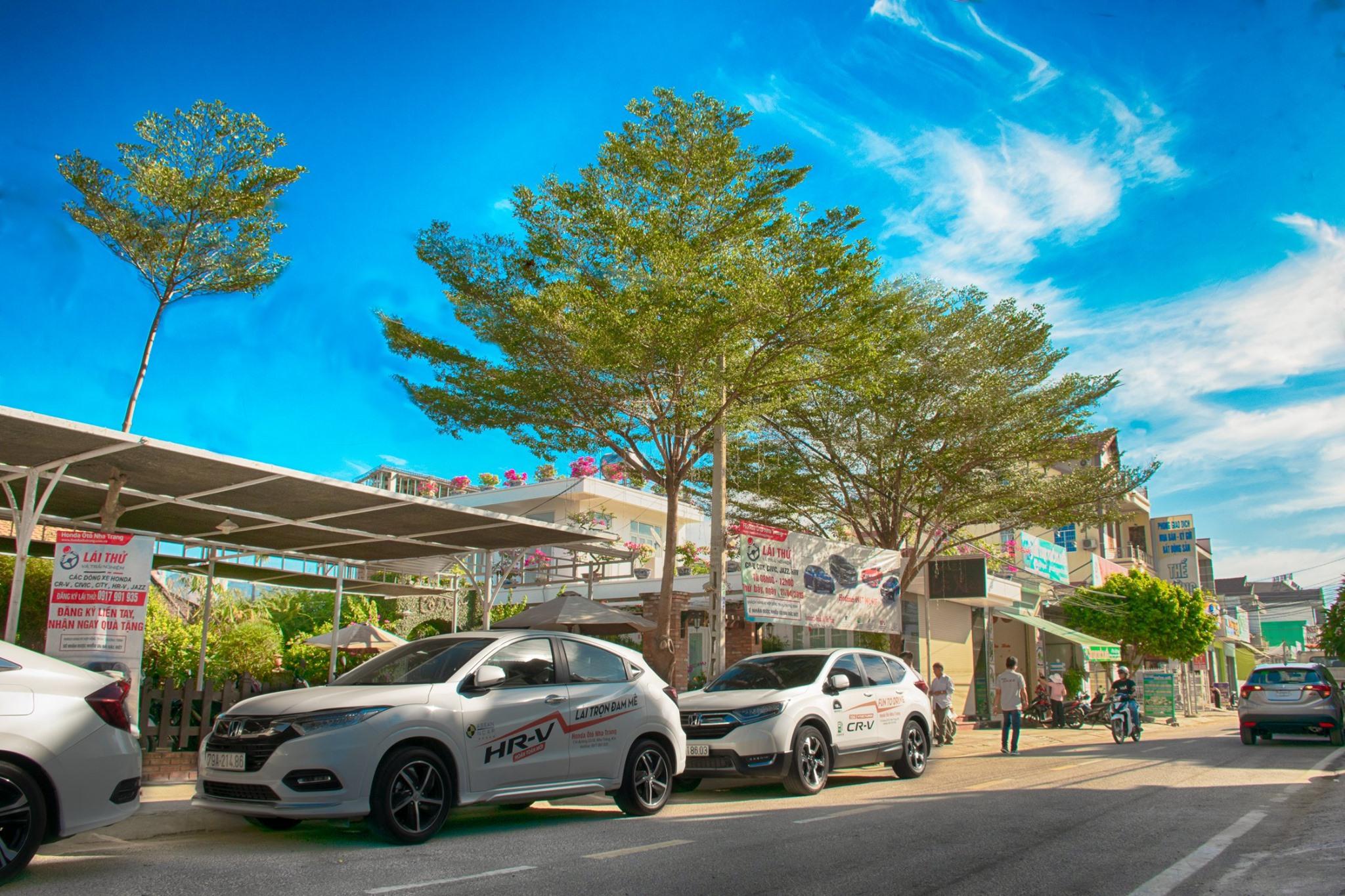 Lái thử và trải nghiệm Honda Ô tô tại làng chài Vạn Giã, Vạn Ninh, Khánh Hòa