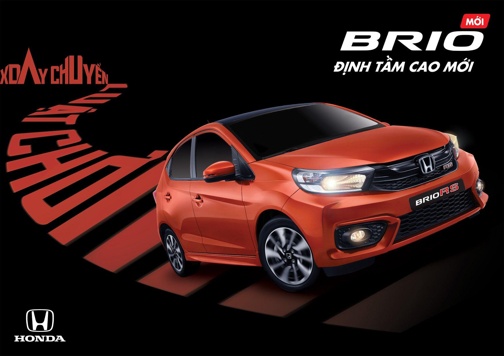 Honda Brio có mặt tại Nha Trang, Khánh Hòa
