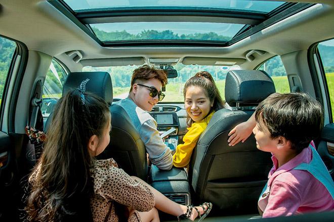 Honda CR-V – Tôi tin vào lựa chọn của mình