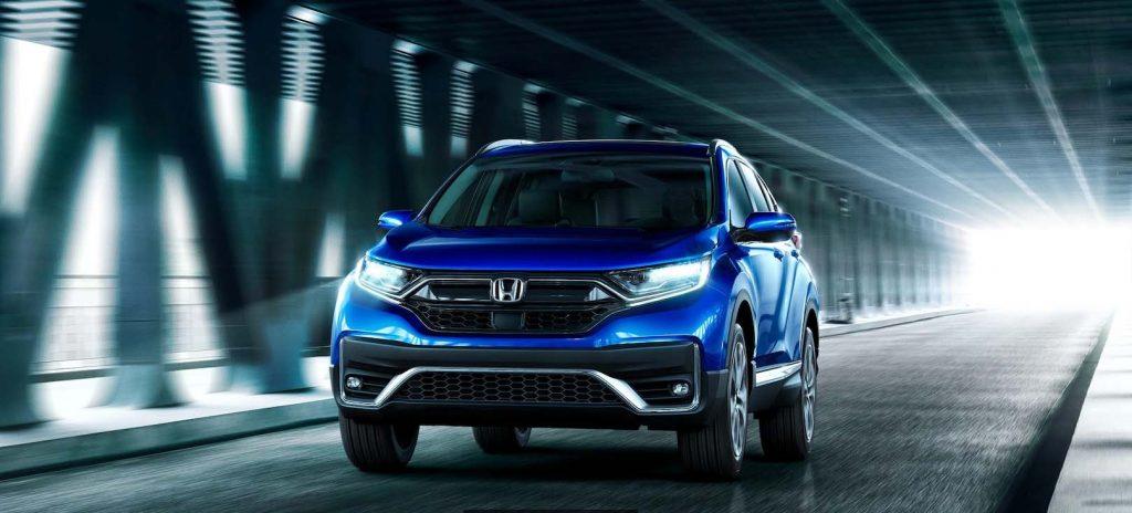 Honda CR-V facelift 2020 sở hữu nhưng cải tiếc ưu việt hơn modern tiền nhệm