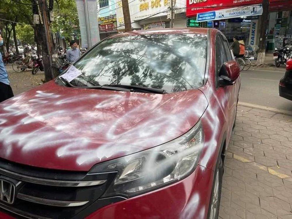 Bồi thường bảo hiểm khi xe bị phá hoại?