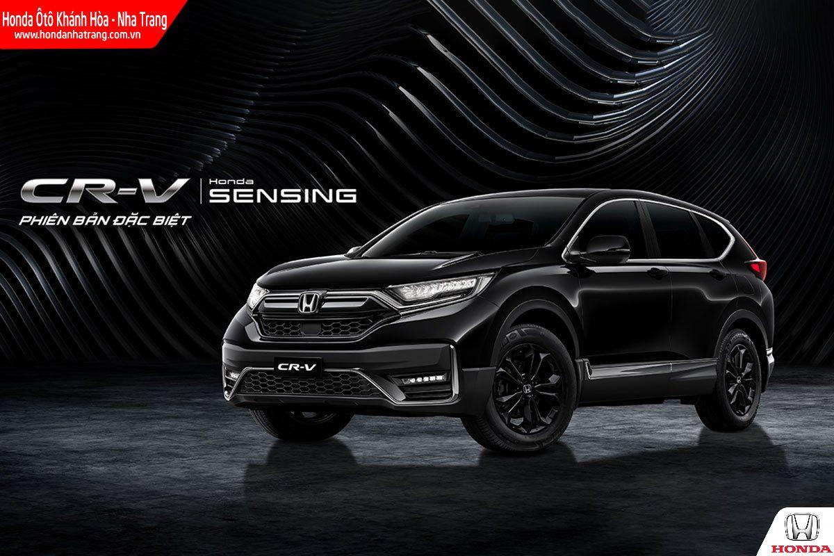 Honda CR-V vừa bổ sung phiên bản đặc biệt LSE có gì đặc biệt?